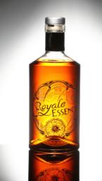 Une réalisation MSV : gravure sur cristal Royale Essence